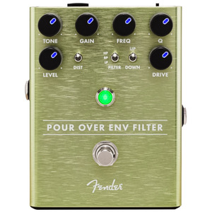 Fender Pour Over - Envelope Filter Pedal