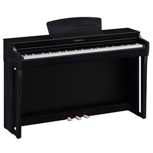 Yamaha Clavinova CLP725 Digital Piano - Black