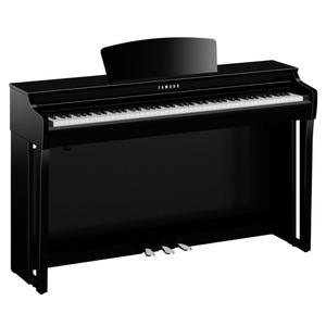 Yamaha Clavinova CLP725 Digital Piano - Polished Ebony
