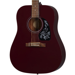 Epiphone Starling Acoustic Guitar - Wine Red
