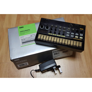 Korg Volca Beats B-STOCK inc KA350 Power Supply - Analogue Drum Machine