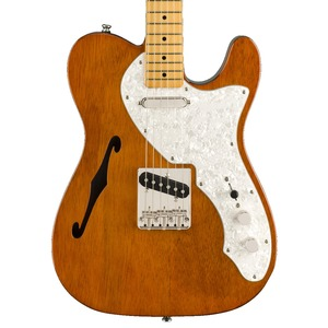 Squier Classic Vibe 60s Telecaster Thinline - Natural