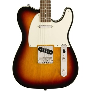 Squier Classic Vibe 60s Custom Telecaster - 3 Colour Sunburst