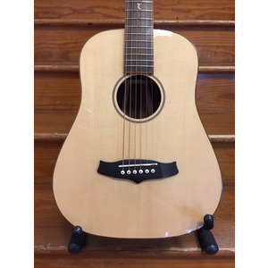 SECONDHAND Tanglewood Java TWJLJ Exotic Wood Travel Guitar
