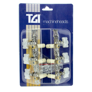 Tgi TGI Lyra Style Classical Machine Head Set - Nickel