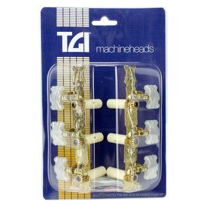 Tgi TGI Lyra Style Classical Machine Head Set - Gold