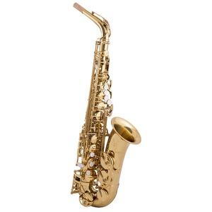 Trevor James SR Evo Gold Lacquer Deluxe Alto Sax