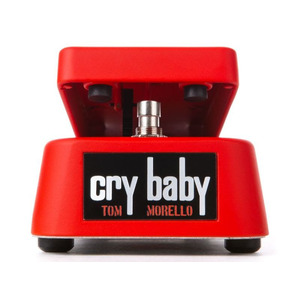 Jim Dunlop Tom Morello Cry Baby Wah Pedal