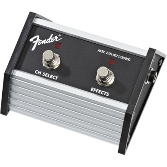 Fender 2 Button Footswitch