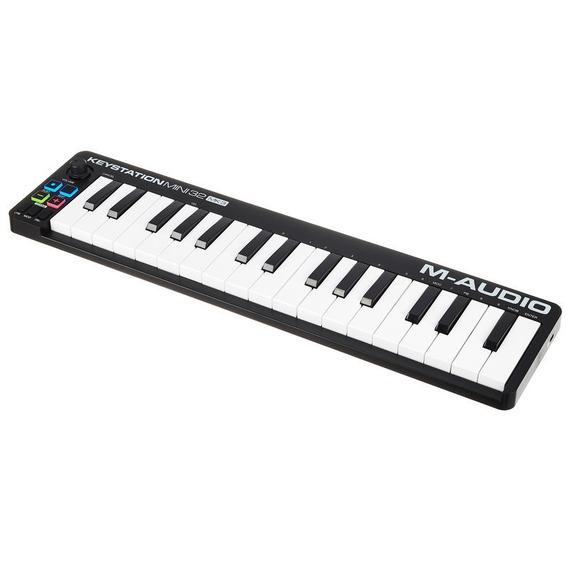 M-audio Keystation MINI Mk3 - 32-Key USB MIDI Controller Keyboard