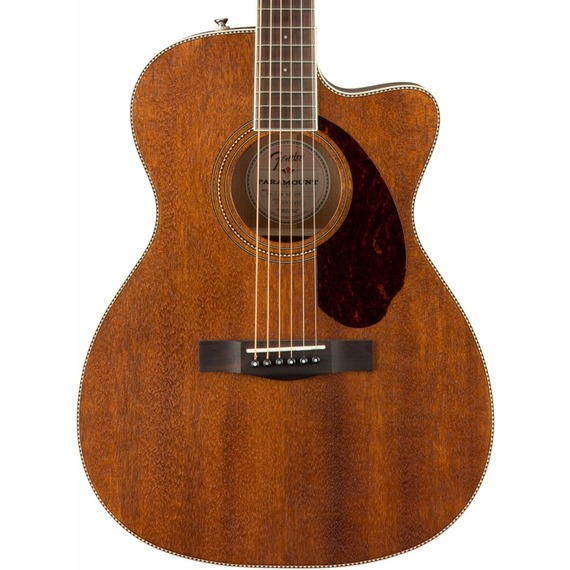 Fender Paramount PM3 Standard MAHOGANY Triple-0 NE - All-Solid Acoustic