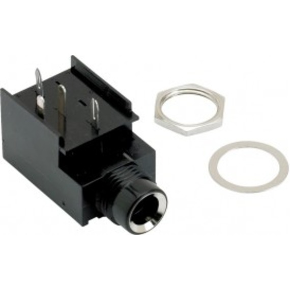 Fender Amplifier Input Jack - Mono