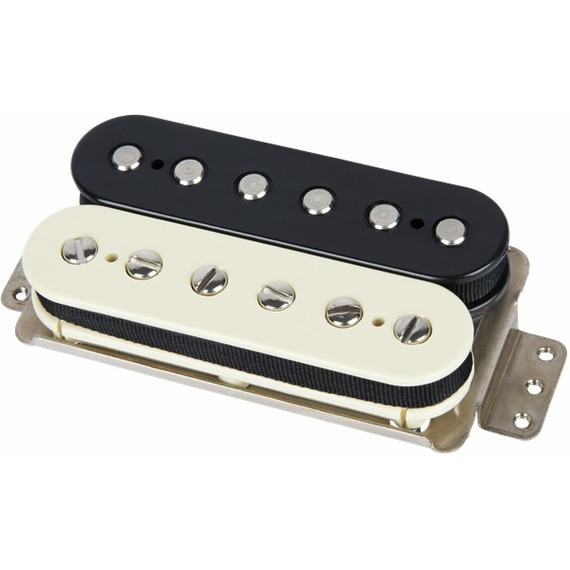 Fender Shawbucker 1 Humbucker Pickup - Zebra