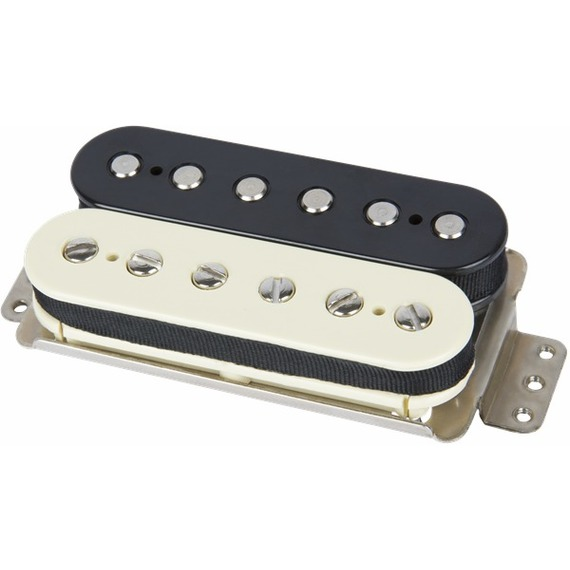 Fender Shawbucker 2 Humbucker Pickup - Zebra