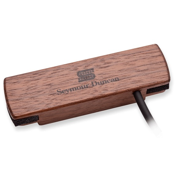 Seymour Duncan Woody HC Soundhole Acoustic Pickup - Walnut