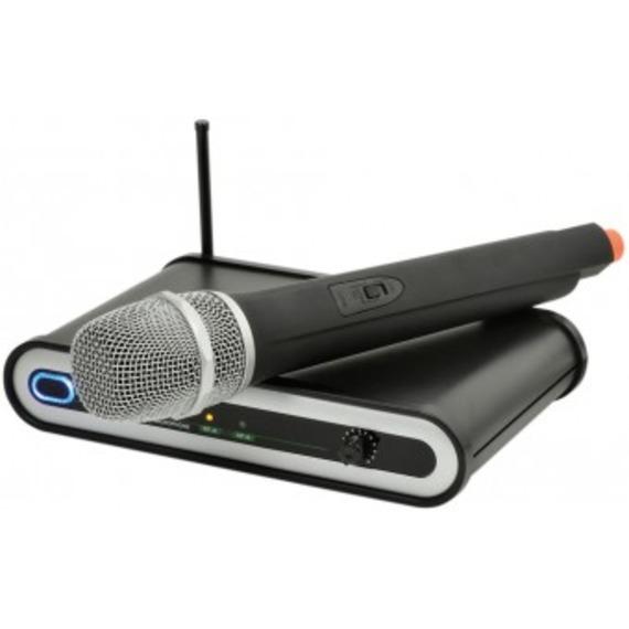 Qtx Handheld Wireless Microphone System