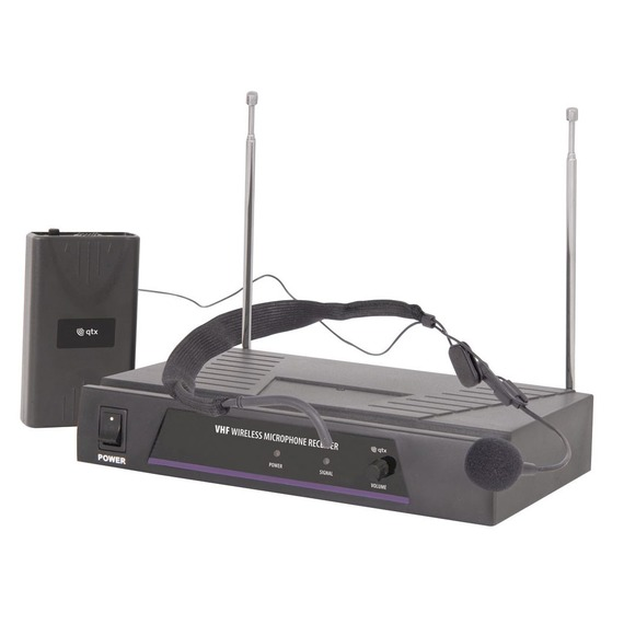 Qtx QTX VHF Headset Wireless System