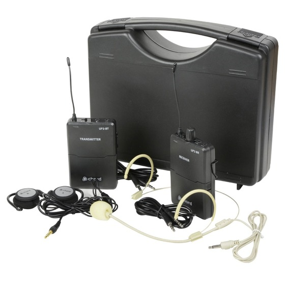 Chord Chord UP2 2 Channel Wireless / In Ear Monitoring System
