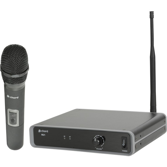 Chord NU1-H UHF Handheld Wireless - 864.10 Mhz