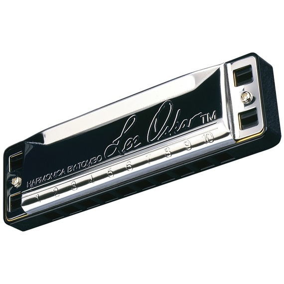 Lee Oskar Harmonica - Harmonic Minor - Em