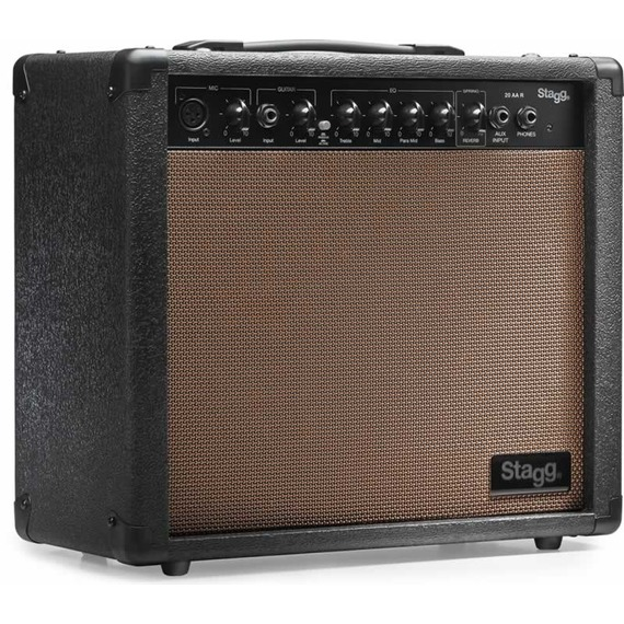 Stagg 20 AAR Acoustic Guitar Amplifier