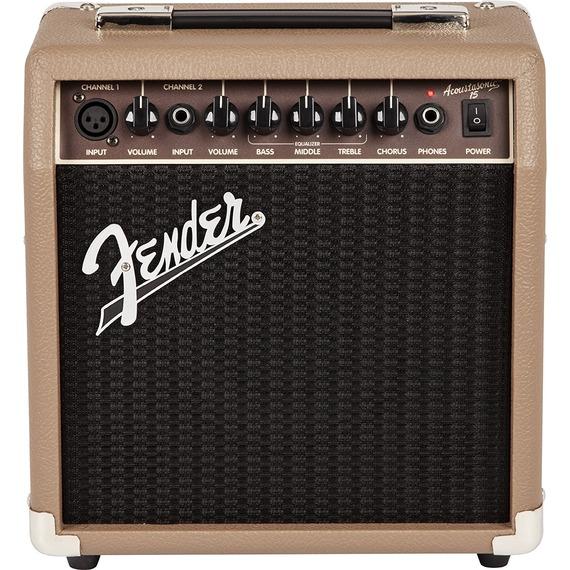 Fender Acoustasonic 15 Acoustic Amplifer