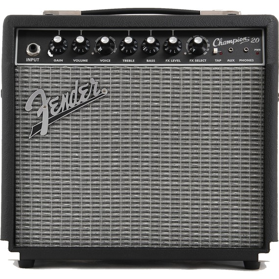 Fender Champion 20 - 20w Guitar Combo