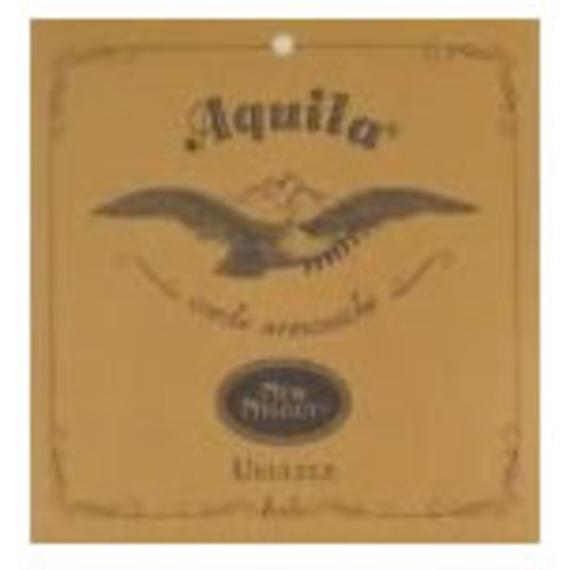 Aquila Nylgut Ukulele String Set - Baritone DGBE Tuning with 2 Wound Strings