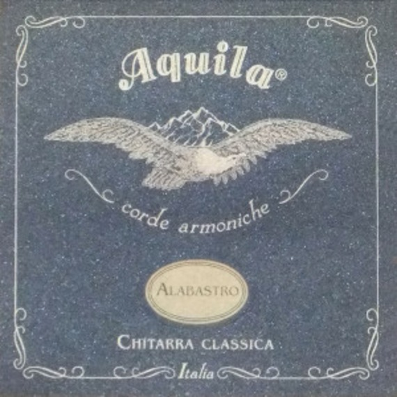 Aquila Alabastro Classical Guitar Strings - Normal Tension