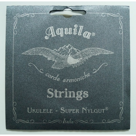 Aquila Super Nylgut SOPRANO LOW G Ukulele String Set