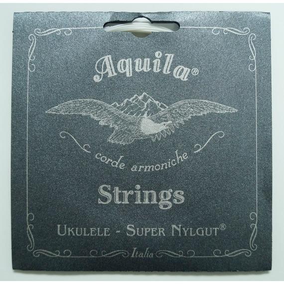 Aquila Super Nylgut CONCERT LOW G Ukulele String Set