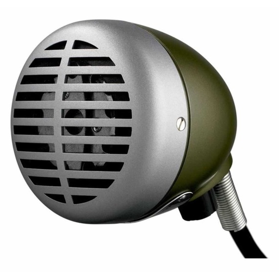 Shure Green Bullet Harmonica Microphone