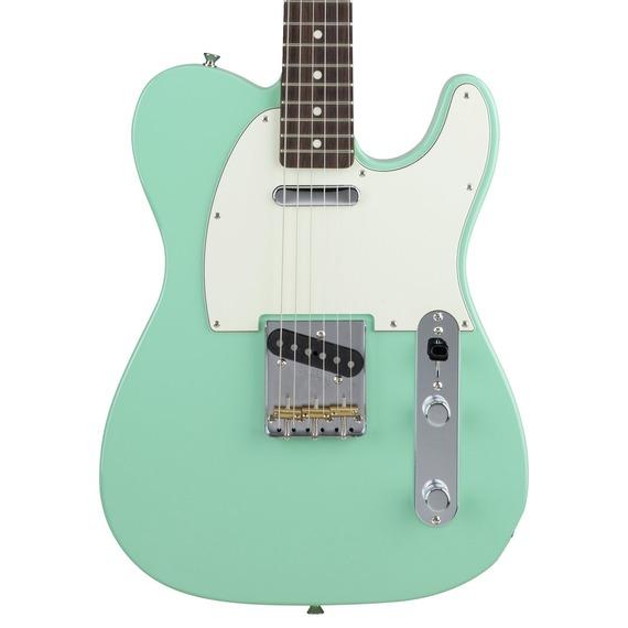 Fender Hybrid 60s Tele MADE IN JAPAN - Surf Green / Rosewood