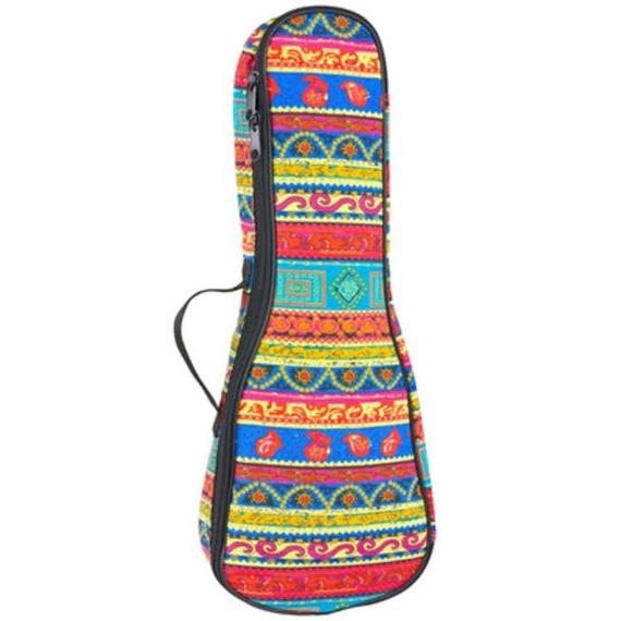 Tom & Will Ukulele Gig Bag - Soprano - Persian