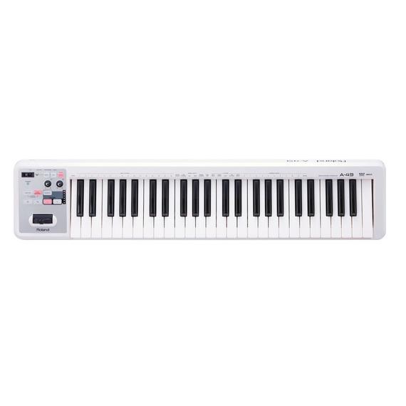 Roland 49-key USB MIDI Controller Keyboard