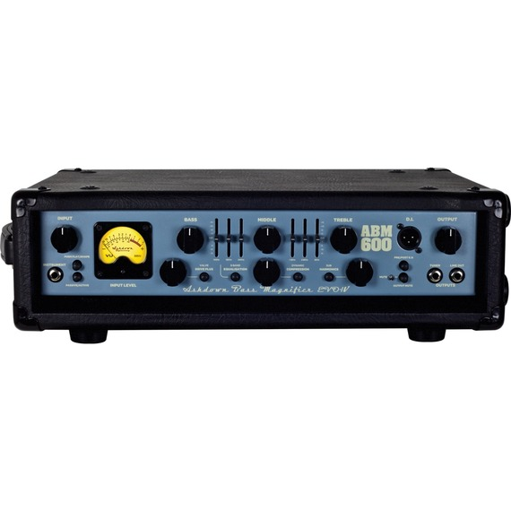 Ashdown ABM600 EVO IV 600w Bass Head - DISPLAY MODEL