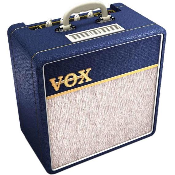 Vox AC4C1-BL - 4 Watt Valve Amp - Blue