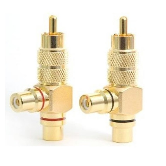 Stagg 2 Female RCA - Male RCA 2 Pack