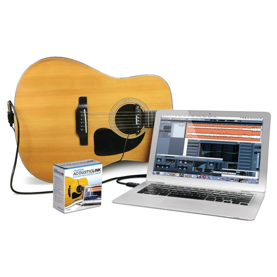 Alesis Acoustic Link - Acoustic Guitar Recording Pickup