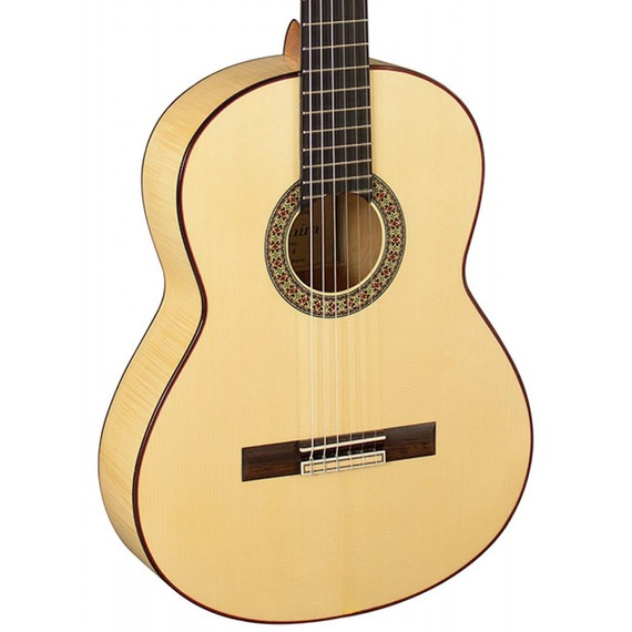 Admira F4 Handcrafted Flamenco Guitar Solid Cedar Top