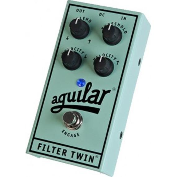 Aguilar Filter Twin - Dual Envelope Filter Pedal