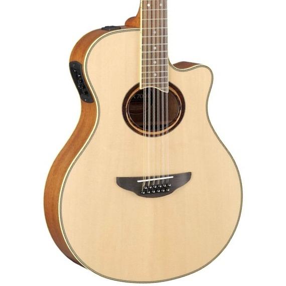 Yamaha APX700 II - Natural - 12 String