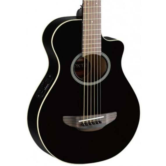 Yamaha APX T2 Travel Electro Acoustic - Black