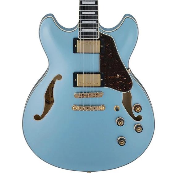 Ibanez AS83 Semi Acoustic Guitar - Steel Blue
