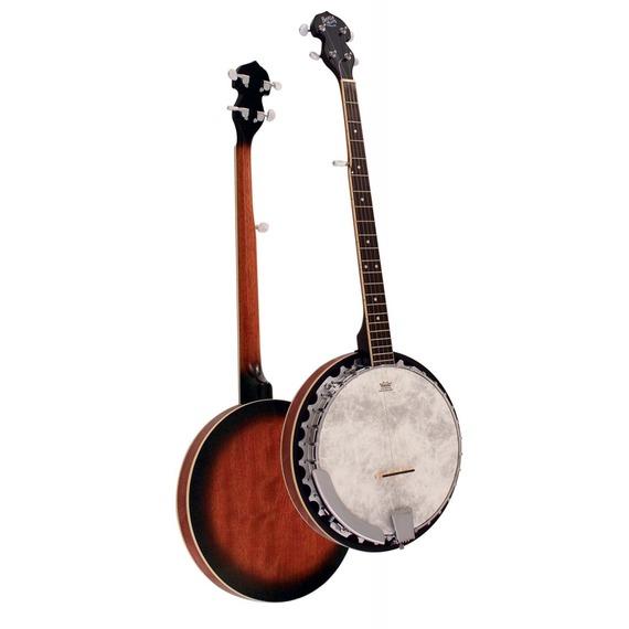 Barnes And Mullins BJ300 - 5 String Banjo