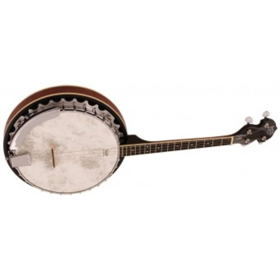 Barnes And Mullins BJ304GT - 4 String Perfect Irish Tenor Banjo