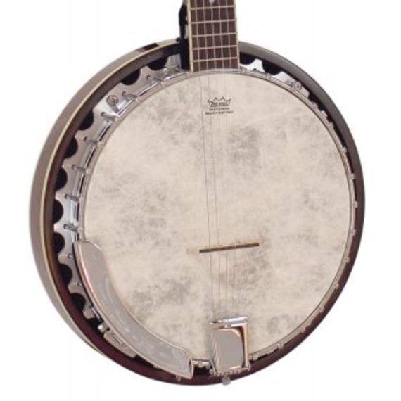 "Barnes And Mullins BJ306 ""Perfect"" 6 String Guitar Banjo"