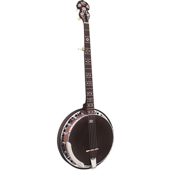 Barnes And Mullins BJ400 Rathbone 5 String Banjo