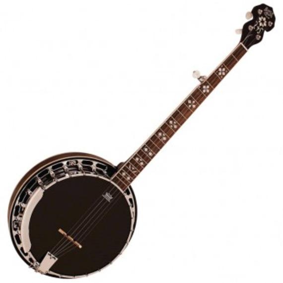 Barnes And Mullins BJ400E Rathbone 5 String Electro Banjo