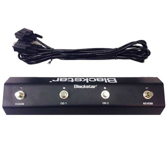 Blackstar FS7 HT60/HT100 4 Button HT Series Footswitch
